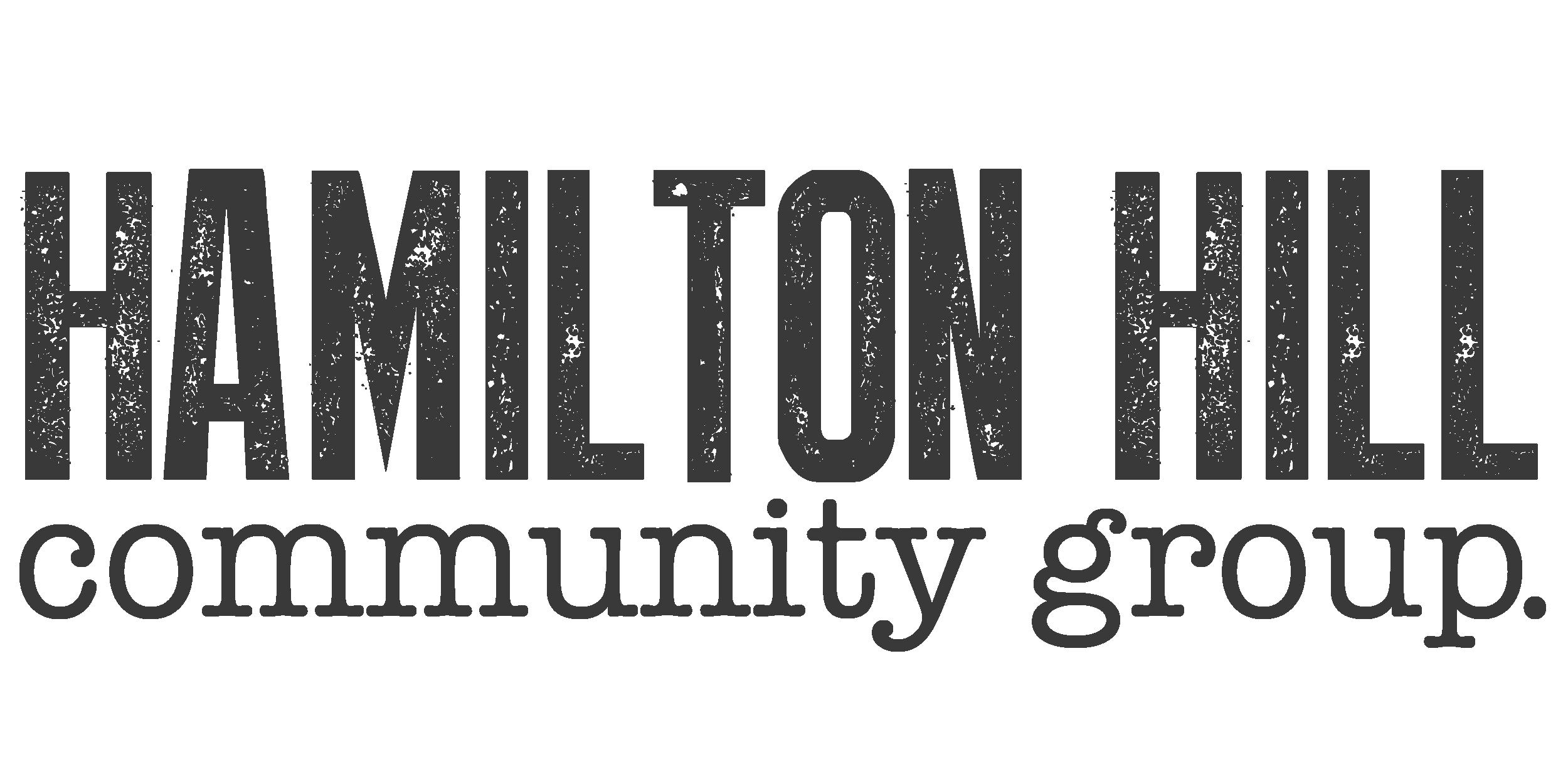 Building Community.